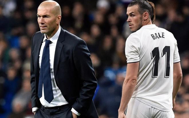 Zidane và Real Madrid không dễ loại Bale khỏi Bernabeu