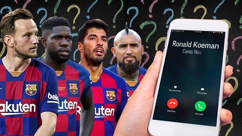 Rakitic đã rời, những Suarez, Umtiti, Vidal trong danh sách 'bật bãi' khỏi Barca