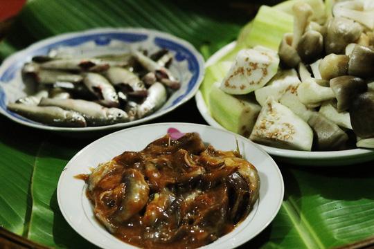 Việt Nam có nhiều món mắm và món ăn chế biến từ mắm