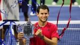 Ngược dòng hạ Zverev, Thiem lần đầu vô địch US Open