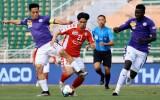 Công Phượng bị treo giò, lỡ cơ hội đấu Quang Hải ở bán kết Cúp Quốc gia