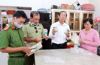 Cần Đước: Thu hồi sản phẩm pate Minh Chay