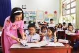Cần Đước: Thiếu sách giáo khoa cải cách lớp 1