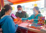 Bến Lức: Kiểm tra an toàn thực phẩm dịp Tết Trung thu 2020