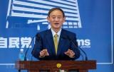 Quốc hội Nhật Bản bầu ông Yoshihide Suga làm thủ tướng mới