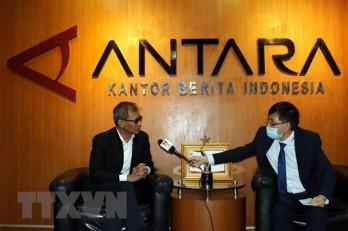 Antara President Director: VNA at forefront of providing correct information