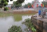 Cần Đước: Phát hiện xác chết nữ tại khu vực cống Cầu Chùa
