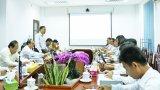 Đoàn Đại biểu Quốc hội làm việc với Công ty Điện lực Long An