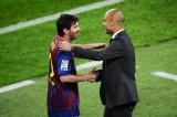 HLV Guardiola hé lộ khả năng Messi đến Man City