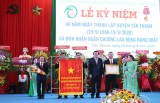 Tan Thanh: 40th anniversary of establishing district celebrated