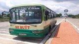 Huyện Cần Đước yêu cầu xe buýt số 10 về Tiền Giang đậu