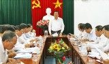 Session 22, Long An People's Council term IX, will be held on September 25
