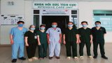 Không có ca nhiễm mới, thêm 10 trường hợp mắc COVID-19 khỏi bệnh