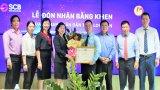 Ngân hàng TMCP Sài Gòn nhận bằng khen của Chủ tịch UBND tỉnh Long An