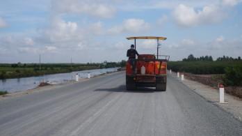 Đức Huệ: Vượt khó xây dựng nông thôn mới