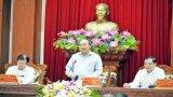 Thủ tướng Nguyễn Xuân Phúc yêu cầu trữ nước chống hạn, mặn ngay từ mùa mưa