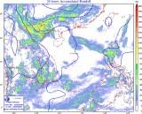Từ ngày mai (23/9), Bắc Bộ trời chuyển mát, Bắc Trung Bộ mưa vừa, mưa to