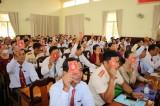 Tân Hưng: Sớm đưa Nghị quyết Đảng bộ huyện vào cuộc sống