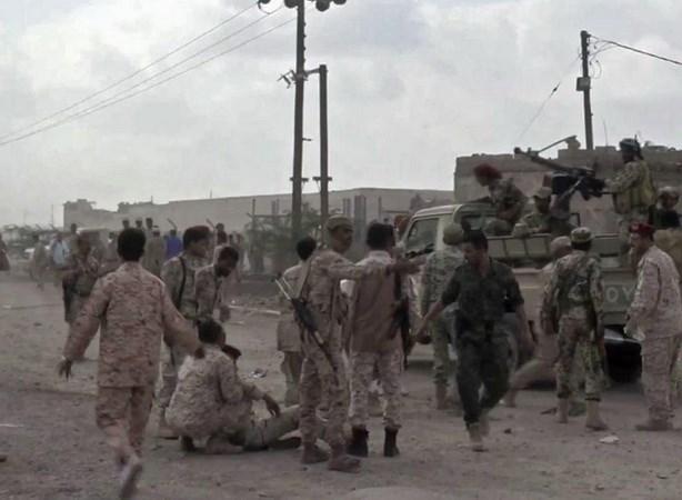 Hình ảnh một vụ tấn công tại Yemen. (Nguồn: thestar.com)