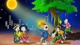 Đêm trăng tuổi thơ