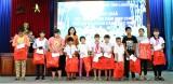 Tặng quà trung thu cho trẻ em có hoàn cảnh đặc biệt khó khăn tại TP.Tân An