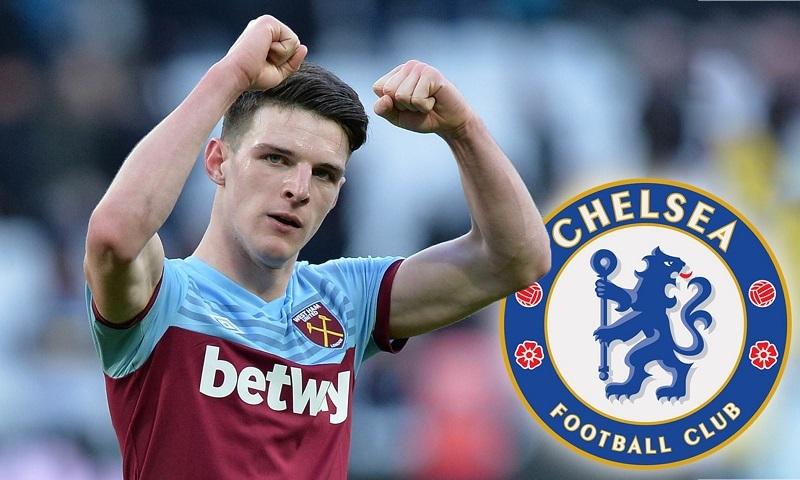 Chelsea đạt thỏa thuận cá nhân với Declan Rice