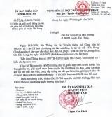 UBND tỉnh Long An chỉ đạo nhanh chóng kiểm tra, xử lý khai thác đất trái phép ở Tân Hưng