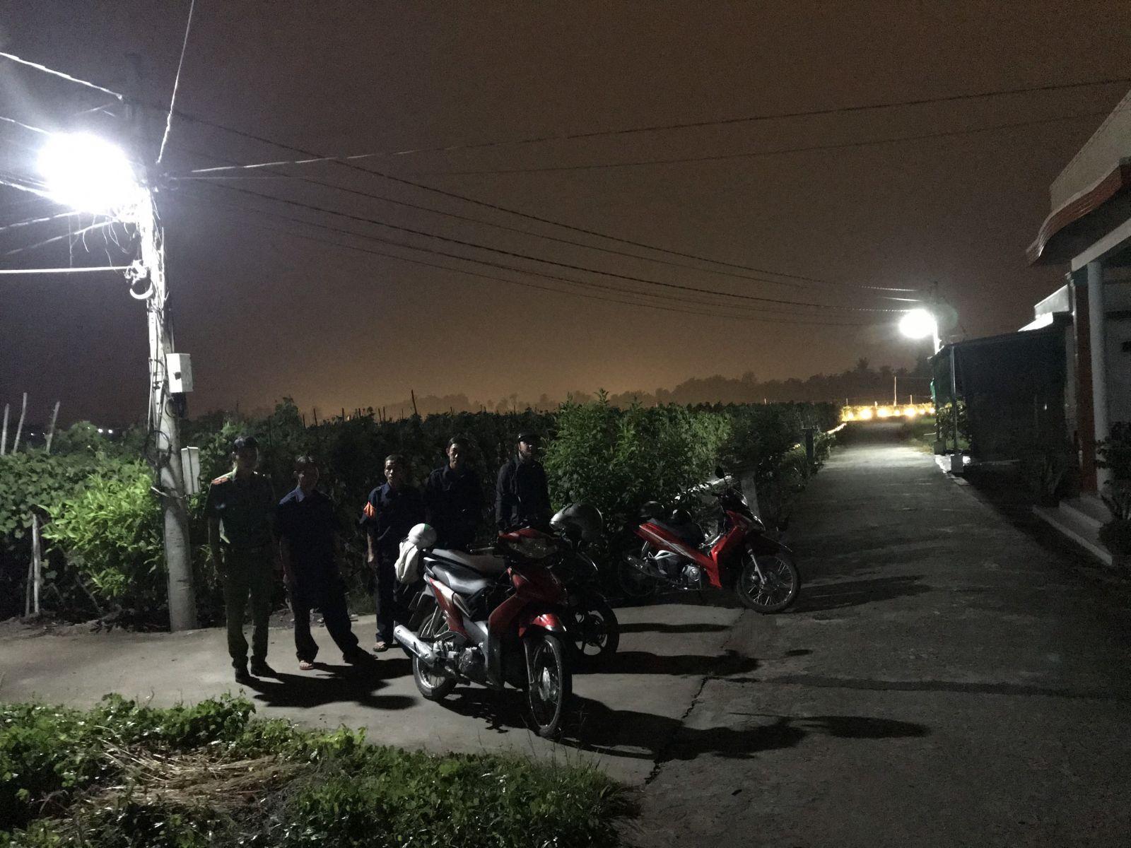 Mô hình Ánh sáng phòng, chống tội phạm phát huy hiệu quả trên địa bàn xã Đức Tân
