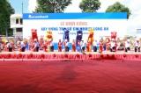 Sacombank khởi công xây dựng trụ sở mới Chi nhánh Long An