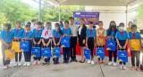 Thang Loi Group trao hơn 550 phần quà trung thu tại Tân Trụ