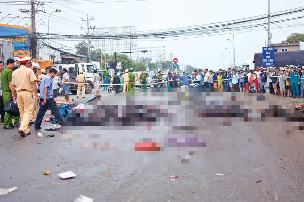 Tai nạn giao thông là nỗi ám ảnh của tất cả mọi người
