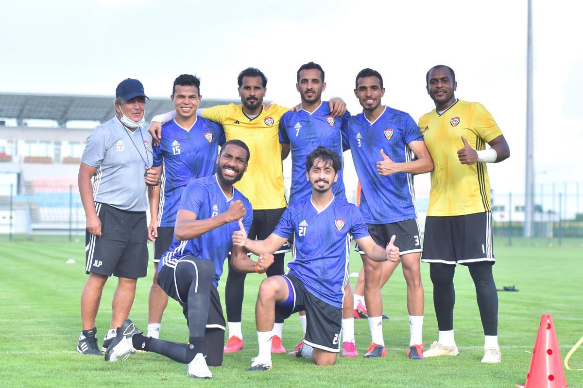 Ông Jorge Luis Pinto chuẩn bị ra mắt chính thức UAE