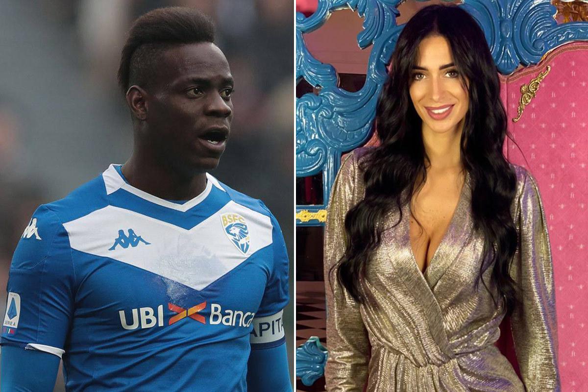 Mario Balotelli đính hôn với người đẹp Alessia Messina