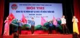 Hội thi Sáng tác và trình bày ca khúc về nông thôn mới năm 2020