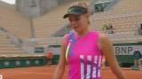 Sao trẻ bật khóc ở Roland Garros vì… hết vợt
