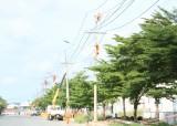 Bảo đảm an toàn điện mùa mưa, bão