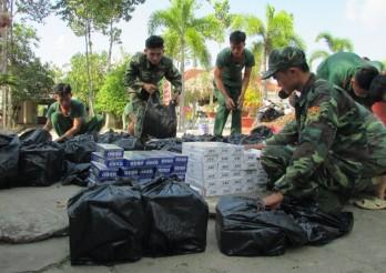 Kiến Tường: Hoạt động buôn lậu không còn phức tạp