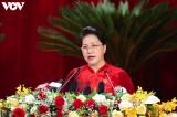 Tỷ lệ nữ tham gia Trung ương, Quốc hội hiện đạt bao nhiêu?