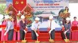 Khởi công xây dựng Nhà lưu niệm Giáo sư Trần Văn Giàu