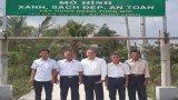Hội Nông dân xã Nhựt Ninh: Noi gương Bác gắn với các phong trào thi đua