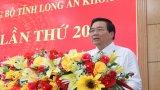 Thông báo kết quả Hội nghị lần thứ 20, Ban Chấp hành Đảng bộ tỉnh Long An, Khóa X, nhiệm kỳ 2015 - 2020