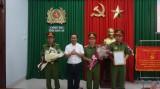 Khen thưởng Ban chuyên án bắt vụ vận chuyển 16kg ma túy
