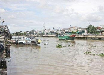 Thủ Thừa: Vùng đất mang tên người khai mở
