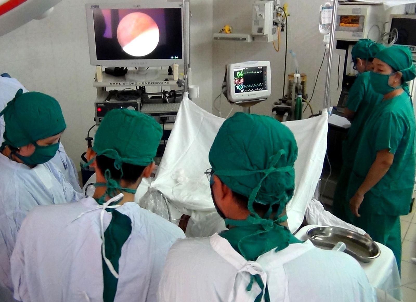 Hiện nay, tỉnh có 8 bác sĩ/vạn dân, đạt chỉ tiêu Nghị quyết Đại hội đề ra
