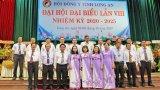 Bà Phạm Thị Đẹp tái đắc cử Chủ tịch Hội Đông y tỉnh Long An