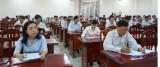 Báo cáo kết quả Đại hội đại biểu Đảng bộ khối Cơ quan và Doanh nghiệp tỉnh Long An