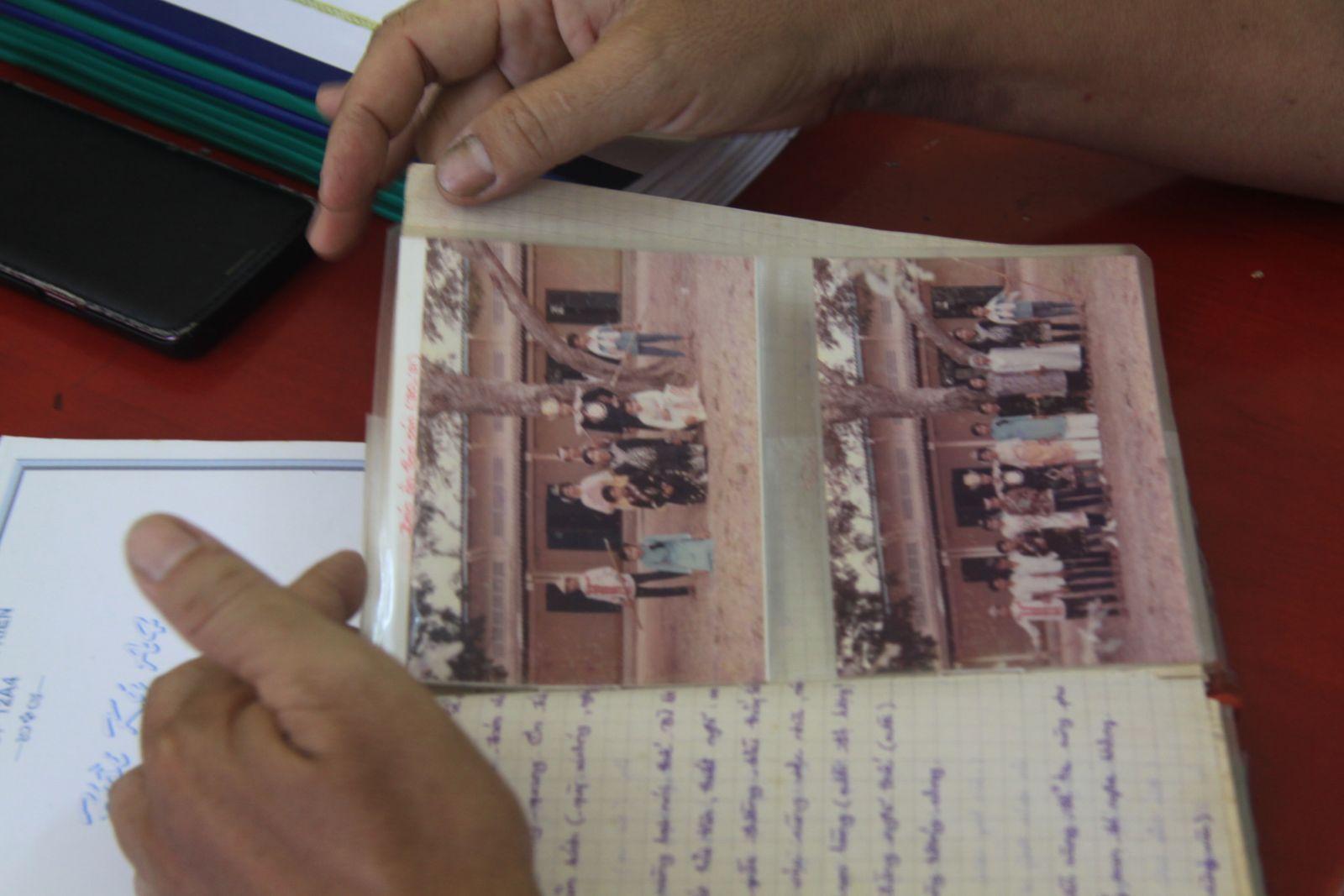 Những kỷ niệm của thầy Nguyễn Trọng Hoàng về các hoạt động ngoại khóa của học sinh, trong đó có hoạt động hò đối đáp