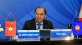 Sớm đàm phán Bộ quy tắc ứng xử ở Biển Đông với Trung Quốc