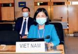Bế mạc Khóa họp thường kỳ lần thứ 45 Hội đồng Nhân quyền Liên hợp quốc