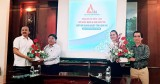 Ông Võ Thanh Tú giữ chức vụ Tổng Thư ký Hiệp hội Doanh nghiệp Long An